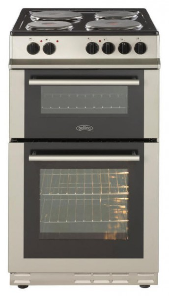 Belling FS50EFDOSIL 50cm Electric Cooker