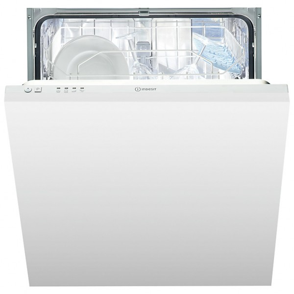 Indesit DIFO4B1 Full Size Built In Dishwasher
