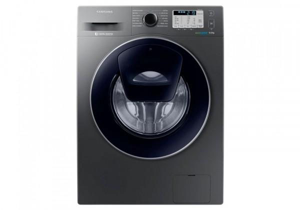 Samsung WW90K5413UX 1400spin 9kg EcoBubble washing machine with add wash