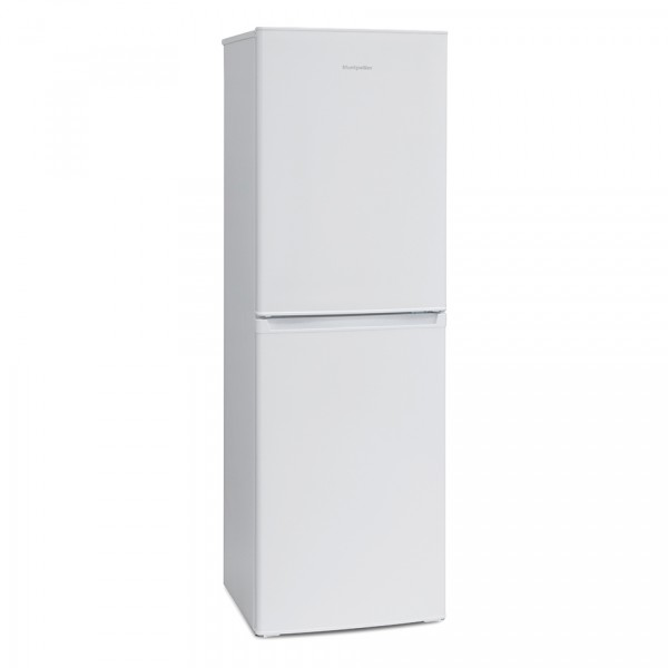 Montpellier MS171W Static Combi Fridge Freezer