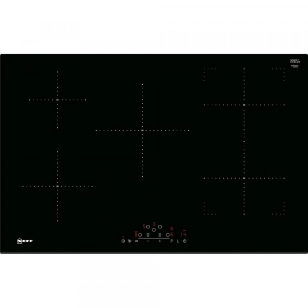 Neff T48FD23X2 Frameless Induction Hob with CombiZone