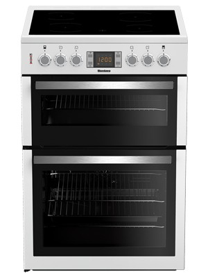 Blomberg HKN64W Electric Cooker - FREE 3 YEAR WARRANTY