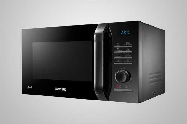 Samsung MS23H3125AK Black microwave oven