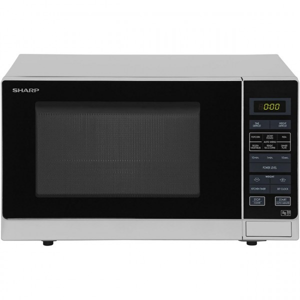 Sharp R372SLM Silver microwvae oven