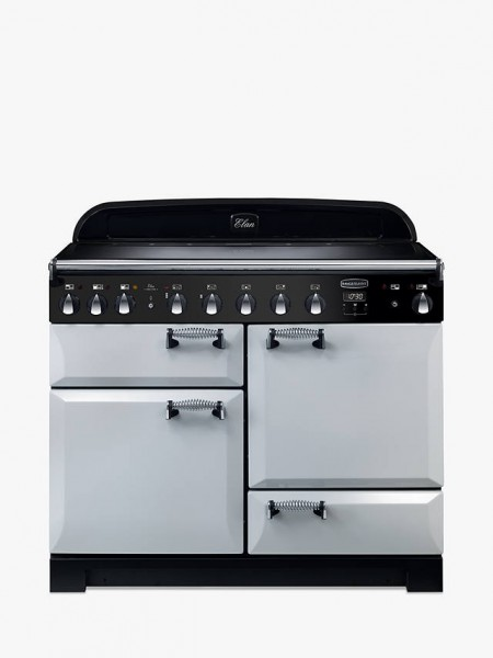 Rangemaster Elan Deluxe 110 Induction Range Cooker Royal Pearl - 107330