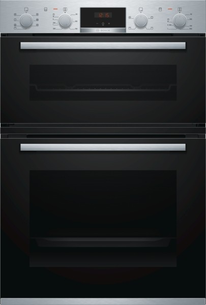 Bosch MBS533BSOB Built In Stainless Double Oven