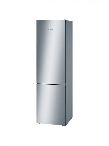 Bosch KGN39VL3AG Freestanding Fridge Freezer, A++ Energy Rating, 60cm Wide, Silver