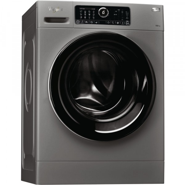 WHIRLPOOL FSCR10432S Silver 10Kg 1400rpm Washer - NATIONWIDE DELIVERY