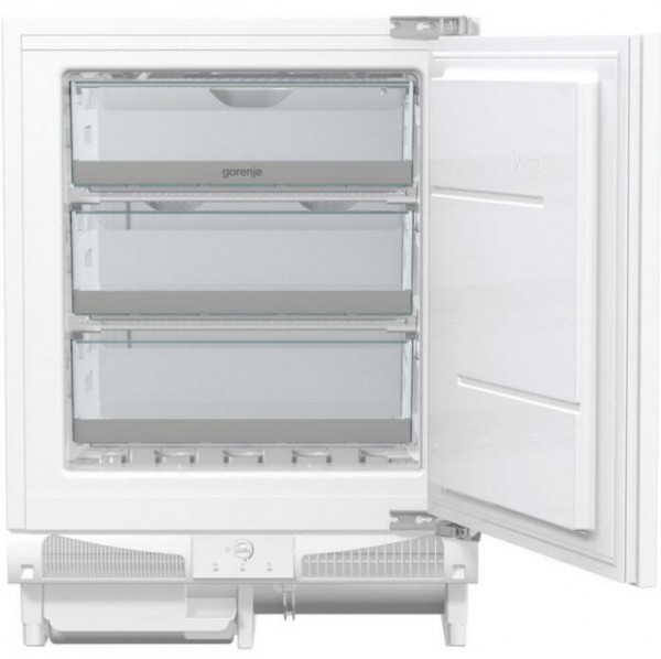 Gorenje FIU6F091AW Built In Freezer 5 Year Warranty