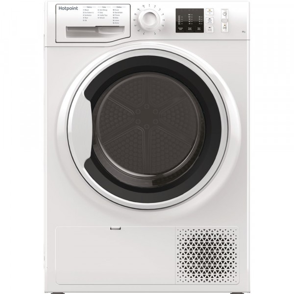 HOTPOINT ACTIVECARE NT M10 81WK 8KG Heat Pump TUMBLE DRYER - WHITE