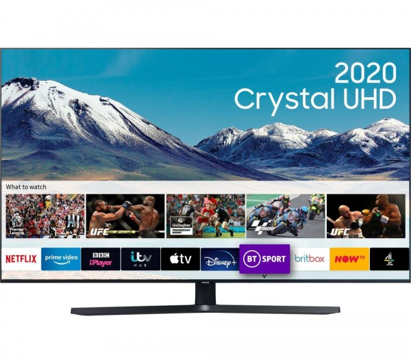 "Euronics Samsung UE50TU8500UXXU 50"" 4K UHD Smart Freesat TV"