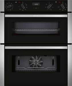 Neff J1ACE4HNOB Built Under Double Oven