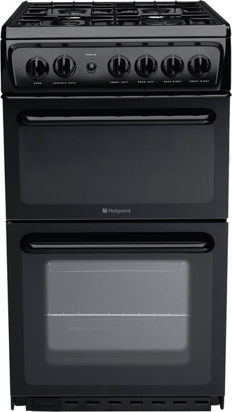 Hotpoint HAG51K cooker