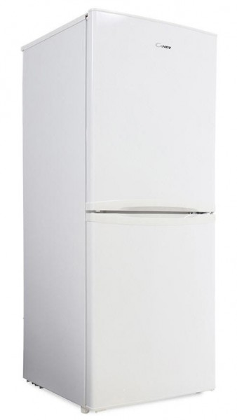 Candy CSC135WEK White Fridge Freezer