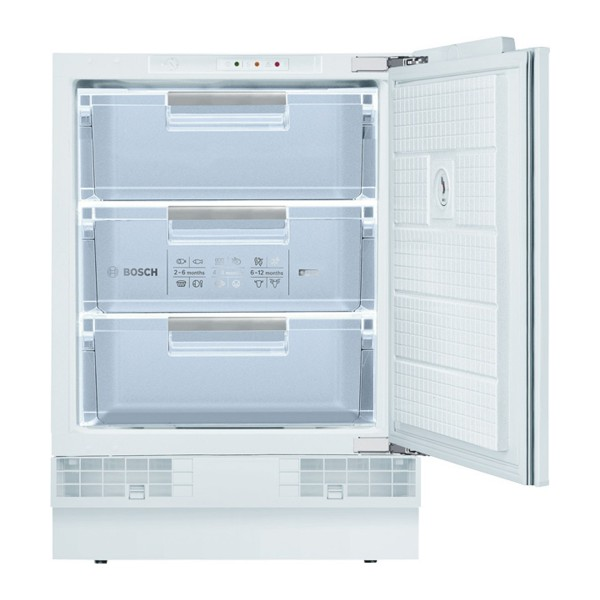 BOSCH GUD15AFFOG BUILT UNDER / INTEGRATED FREEZER NEW F Energy rated