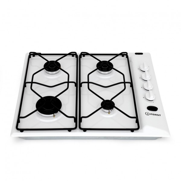 Indesit PAA642IWH White Gas Hob