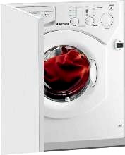 Hotpoint BHWD1291 integrated washer