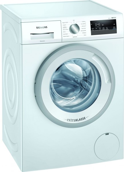 Siemens 1400rpm 7kg load washer WM14N191GB