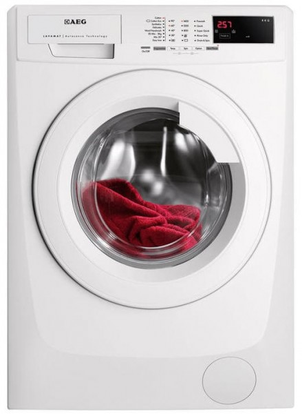 AEG L68480FL Washer - 5 Year Warranty*