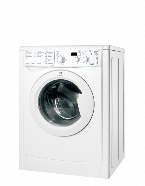 Indesit IWDD7143W Washer Dryer 1400spin 7kg wash 5kg dry