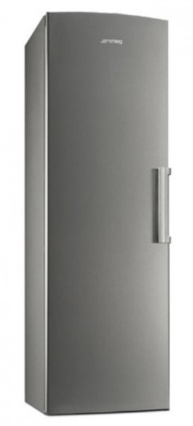 SMEG UK26PXNF4 Frost Free Freezer Stainless Steel