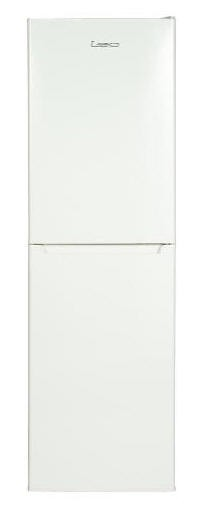 3 Year Warranty* Lec TS55184W Fridge Freezer