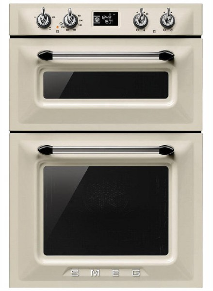 Smeg DOSF6920P Built in Double Oven
