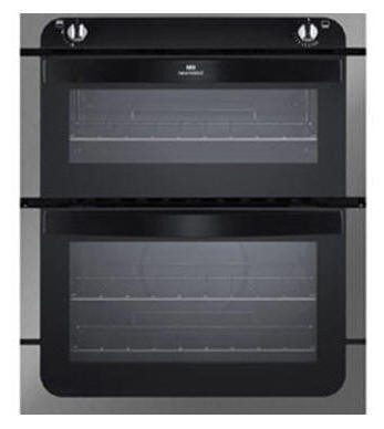 Newworld NW701GS Built Under Twin Cavity Gas Oven