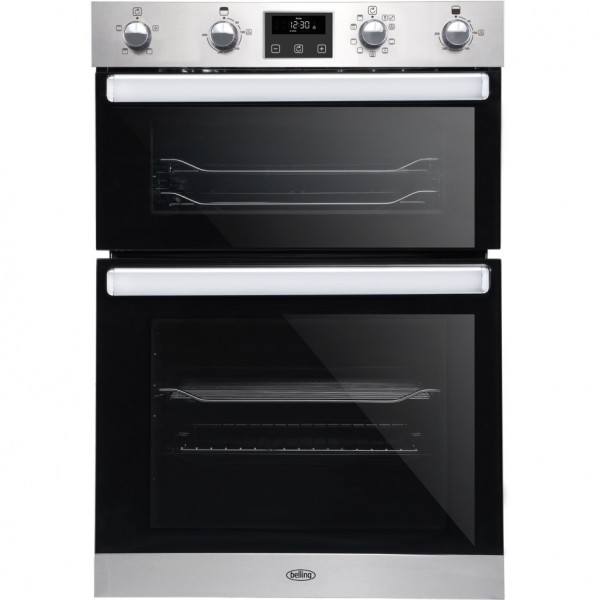 Belling BI902MFCTST Double Oven 444444787