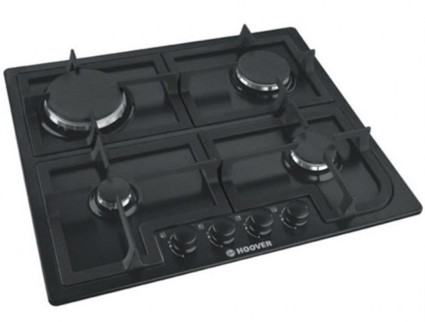 Hoover HGH64SCB Built in Gas Hob