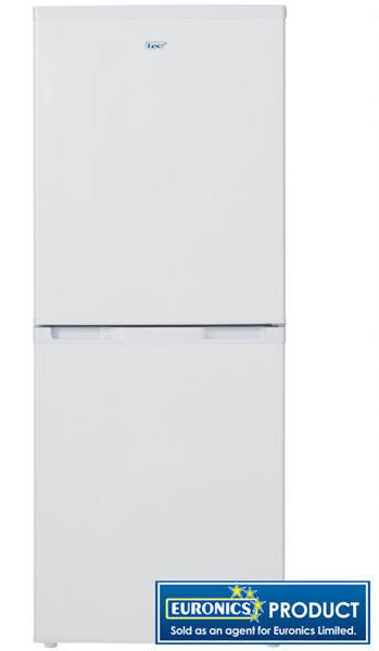 Lec TF55142W Fridge Freezer 3 Year Warranty*