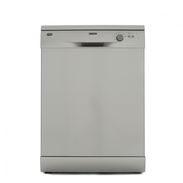 Zanussi ZDF21001XA dishwasher stainless steel finish