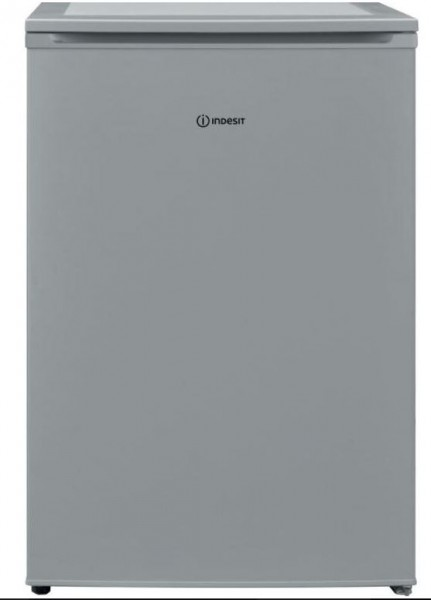 Indesit silver fridge I55RM1110S1