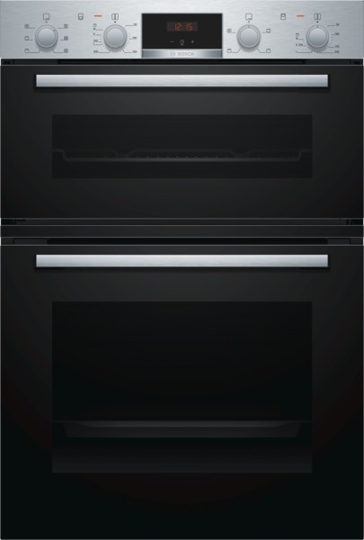 BOSCH MBS133BR0B Stainless built In Double Oven