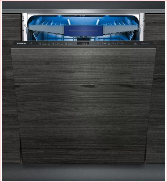 Siemens SN658D02MG integrated Dishwasher