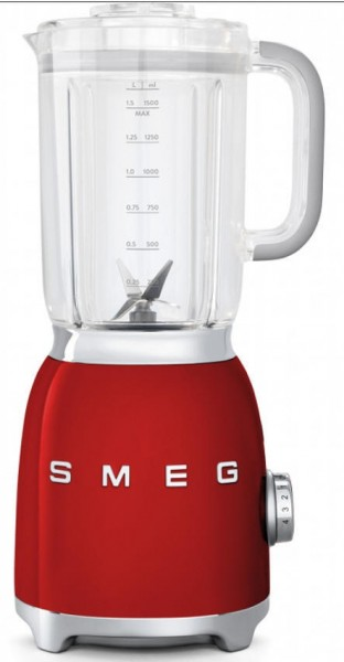 Smeg BLF01RDUK red blender