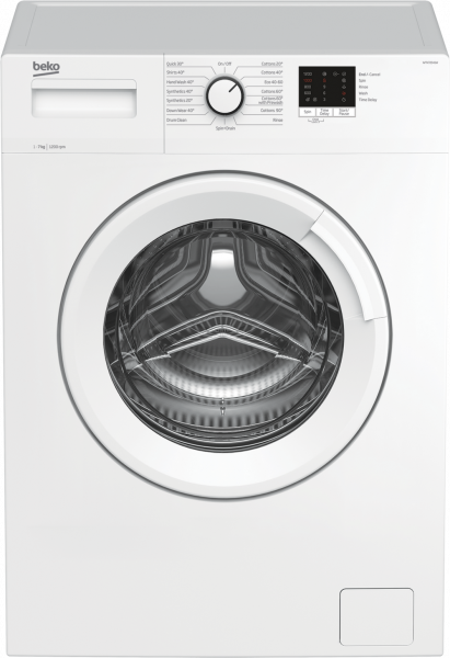 Beko WTK72041W 7kg 1200 Spin Washing Machine A+++ Energy rated