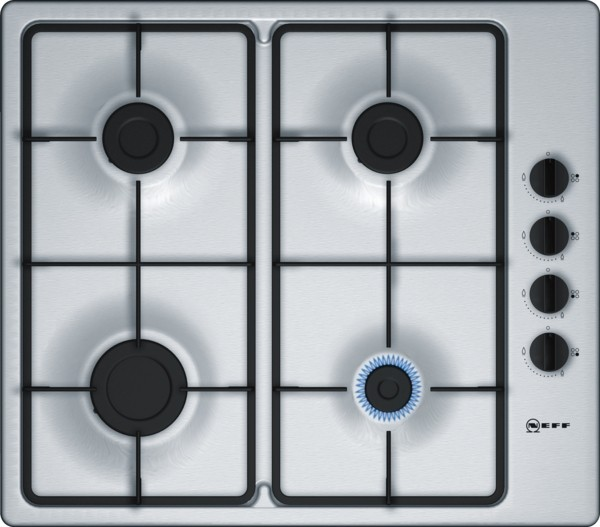 NEFF T26BR46NO Stainless Steel Gas Hob