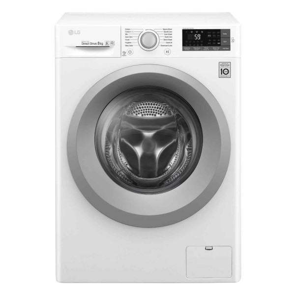 LG W5J5TN4WW 1400spin 8kg Direct Drive washing machine FREE 5 YEAR WARRANTY   9a6f7dac7fb8