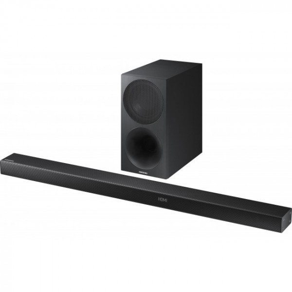 Samsung HW-M550XU 340 WATT 3.1 CHANNEL SOUND BAR WITH WIRELESS SUBWOOFER