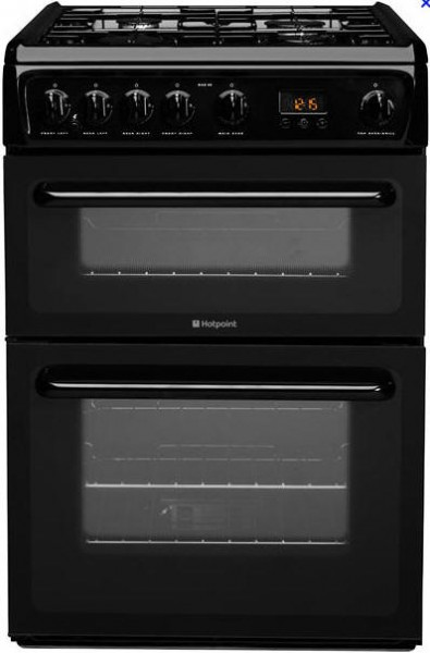 Hotpoint HAG60K cooker