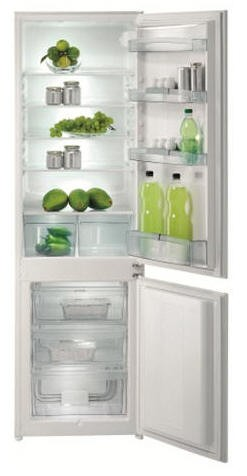 Gorenje RCi4181aw Integrated Fridge Freezer 5 Year Warranty*