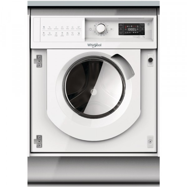 Whirlpool WMWG71484 Built In Washer also known as BIWMHG71484