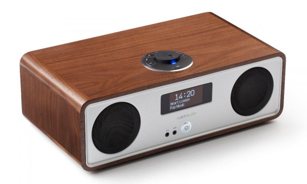 Ruark R2-MK111-Walnut streaming Hi-Fi