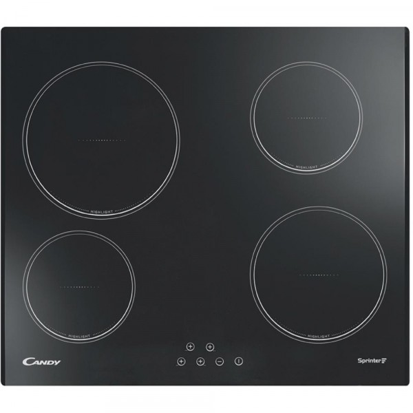 Candy CHC640C Ceramic touch control hob