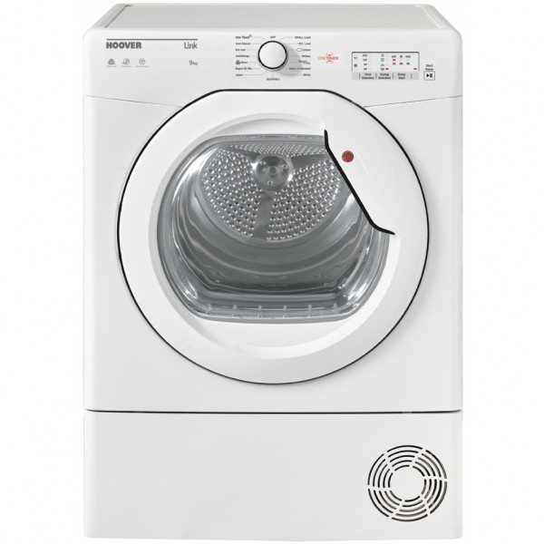 Hoover HLC9LG 9kg condenser tumble dryer B energy rated