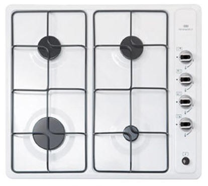 New World NWGHU601W Built in Gas Hob