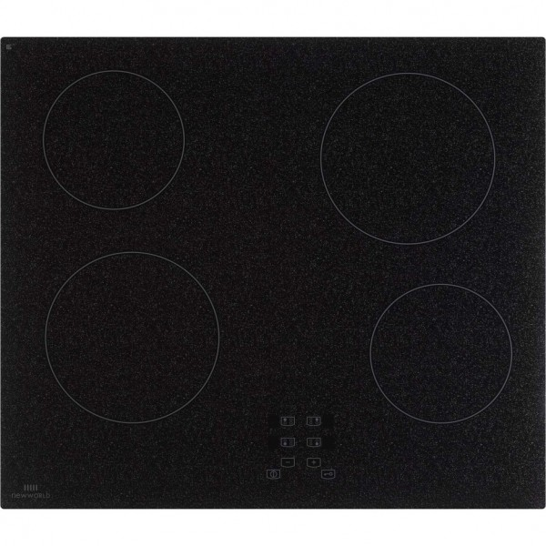 New World Ceramic Hob NWTC601 Granite look finish