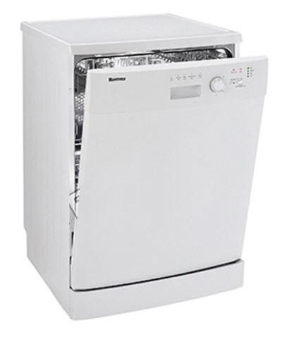 Blomberg GSN9123W dishwasher 3 Year Warranty