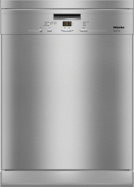 Miele G5210SCclst Stainless Steel Freestanding Dishwasher